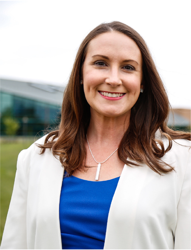 Commissioner Melissa Daub